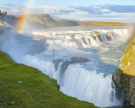 10D7N ICELAND WEST TO SOUTH AURORA EXPEDITION【AUTUMN AUG - NOV】